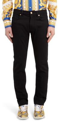 Versace Trim Fit Jeans