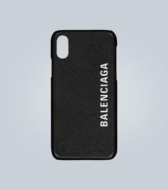 Balenciaga Cash iPhone 10 case