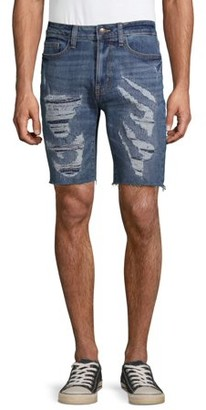 No Boundaries Men's Denim Shorts