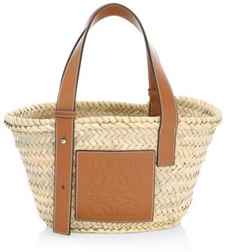 Loewe Mini Basket Bag