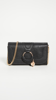 See by Chloe Hana Chain Wallet