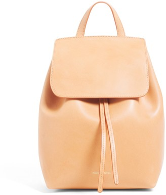 Mansur Gavriel Cammello Mini Backpack - Raw