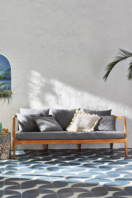 Anthropologie Neptune Indoor/Outdoor Sofa