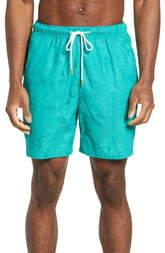 Tommy Bahama Naples Coastal Fronds Swim Trunks