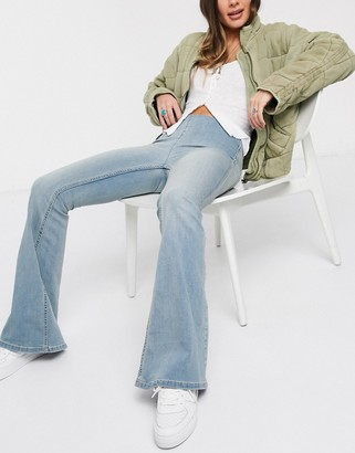 Free People Dream Lover flared jeans
