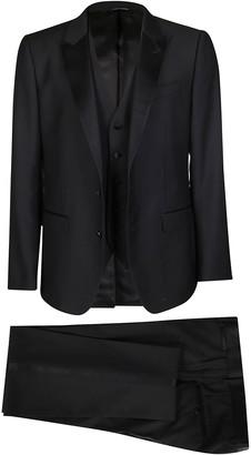 Dolce & Gabbana 3 Piece Dinner Suit