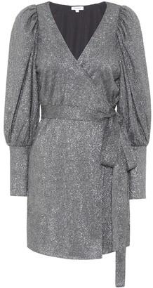 Rhode Resort Frankie embellished wrap dress