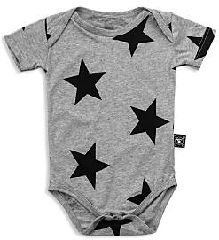 Nununu Unisex Star Bodysuit - Baby