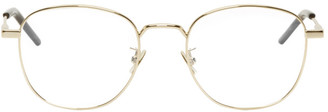Saint Laurent Gold SL 313 Glasses