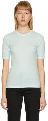 Rag & Bone Blue The Rib Slim T-Shirt