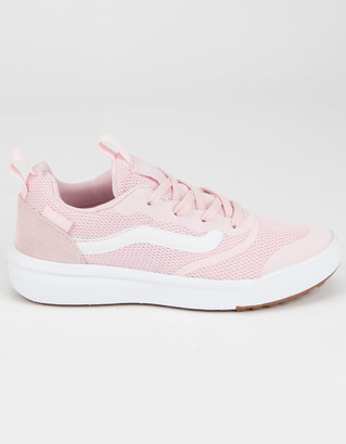 Vans UltraRange RapidWeld Pink & True White Girls Shoes