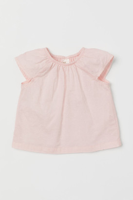 H&M Cotton Blouse - Pink