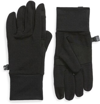 Icebreaker Sierra Tech Touchscreen Compatible Fleece Gloves