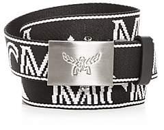 MCM Men's Collection Automatic Woven Belt