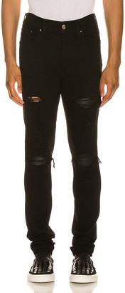 Amiri MX1 Jean in Black   FWRD