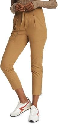 Rag & Bone Hunter Belted Cropped Pants