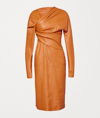 Bottega Veneta Dress In Stretch Plonge