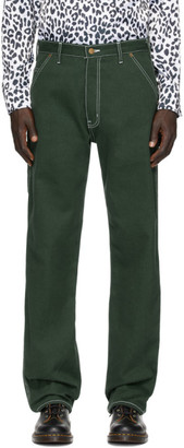 Noon Goons Green Throttle Jeans