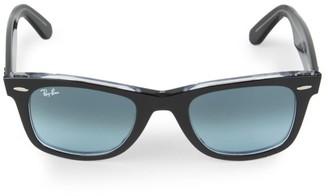 Ray-Ban RB2140 50MM Iconic Wayfarer Sunglasses