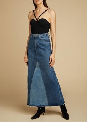KHAITE The Magdalena Skirt in Nashville