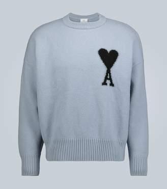Ami de Coeur oversized wool sweater