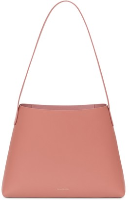 Mansur Gavriel Calf Small Hobo - Blush