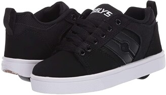 Heelys Racer 20 (Little Kid/Big Kid/Adult) (Black-T) Kid's Shoes