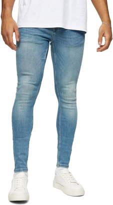 Topman Super Skinny Fit Jeans