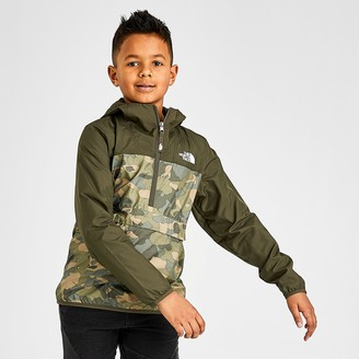 The North Face Boys' Fanorak Half-Zip Jacket