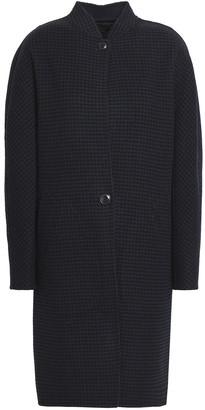Rag & Bone Darwen Reversible Houndstooth Wool And Cashmere-blend Coat