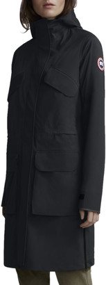 Canada Goose Seaboard Reflective-Sleeve Jacket