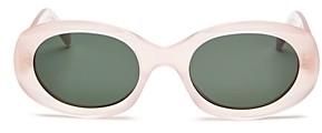 Celine Women's Oval Sunglasses, 52mm