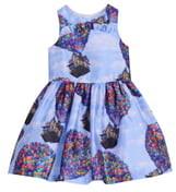 Pippa & Julie x Disney Up House Fit & Flare Dress