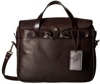 Filson Weatherproof Original Briefcase (Sierra Brown) Briefcase Bags