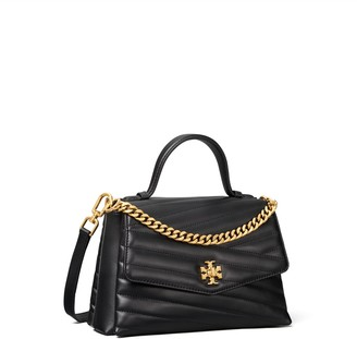 Tory Burch Kira Chevron Top-Handle Satchel