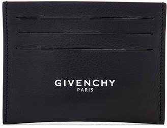 Givenchy Cardholder in Black | FWRD