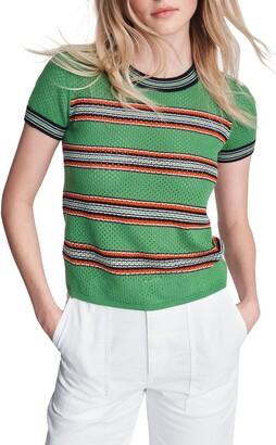 Rag & Bone Darcie Stripe T-Shirt