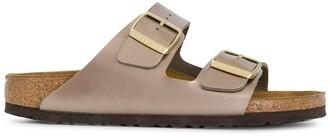 Birkenstock Arizona double buckle sandals