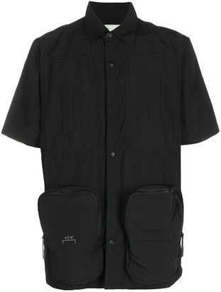 A-Cold-Wall* Short-Sleeve Fitted Shirt