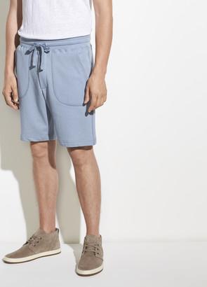 Vince French Terry Garment Dye Short