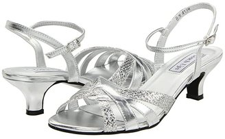 Touch Ups Jane (Silver) Women's Bridal Shoes
