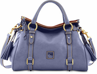 Dooney & Bourke Florentine Vachetta Small Pebble Leather Satchel