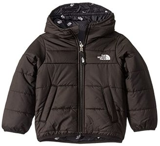 The North Face Kids Reversible Perrito Jacket (Toddler) (TNF Black/TNF Black) Boy's Coat