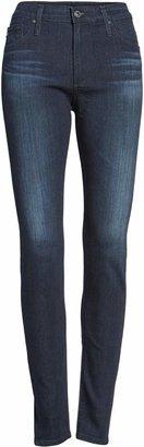 AG Jeans The Farrah High Waist Skinny Jeans