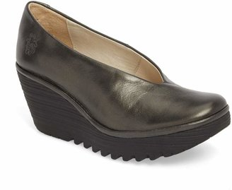 Fly London 'Yaz' Wedge Pump