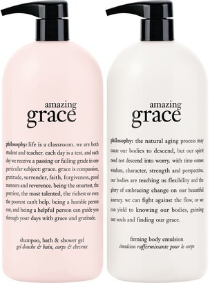 philosophy Super-Size Fragrance 3-In-1 Gel & Body Lotion Duo