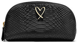 Victoria's Secret Victorias Secret Python On-The-Go Beauty Bag