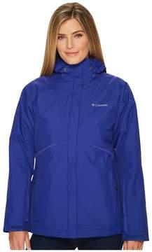 Columbia Blazing Star Interchange Jacket Women's Coat