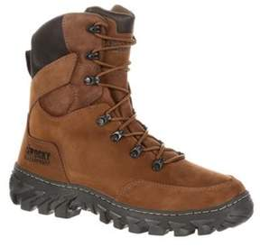 Rocky Men's 8 S2v Jungle Hunter Waterproof Boot Rks0273.