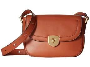 Cole Haan Marli Mini Saddle Handbags